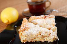 Free Apple Pie Royalty Free Stock Photo - 17174065