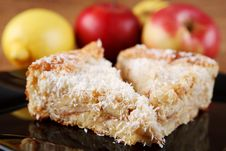 Free Apple Pie Royalty Free Stock Image - 17174086