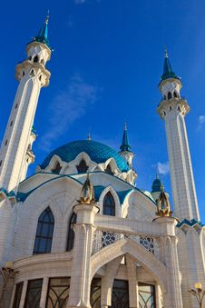 Free Modern Mosque Stock Image - 17174121