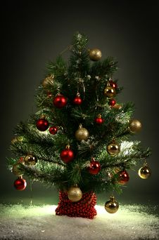 Free Christmas Tree Stock Photos - 17175043