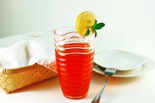 Lemon, Breakfast Royalty Free Stock Image
