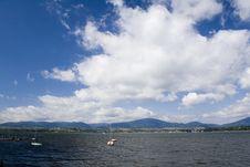 Free Beautiful Lake Royalty Free Stock Photos - 17175728