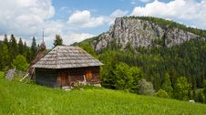Free Summer Homestead Transylvania, Romania Stock Photography - 17176272