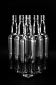 Free Empty Bottle Stock Images - 17176664