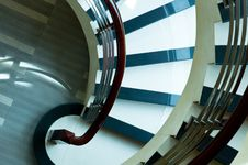 Free Winding Staircase Stock Images - 17176674