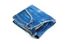 Free Blue Jean Stock Photo - 17176690