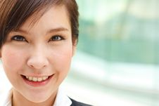 Free Closeup Portrait Stock Photography - 17176692