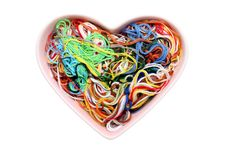 Free Entangled Threads Stock Photo - 17176740