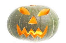Free Halloween Pumpkin Royalty Free Stock Image - 17177436