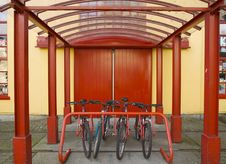 Free Urban Commuter Bikes Stock Images - 17177914