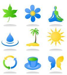 Free Spa Icon Stock Image - 17178961