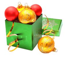 Free Christmas Decoration Royalty Free Stock Images - 17179399