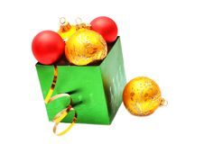 Free Christmas Decoration Royalty Free Stock Photos - 17179438
