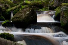 Wild River Stock Image