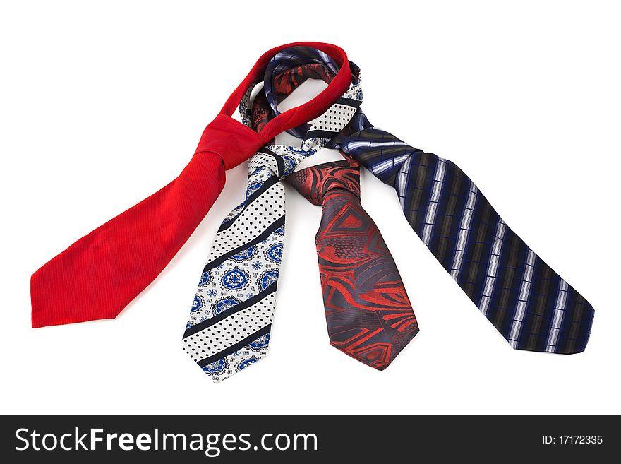 Four necktie