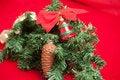 Free Christmas Bell . Stock Photo - 17180990