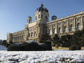 Free Imperial Natural History Museum In Vienna Stock Image - 17183981