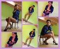 Free Indhira Posing Stock Photography - 17186612