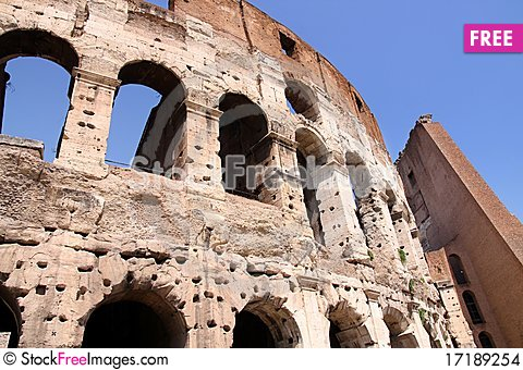 Free Rome, Italy Stock Images - 17189254