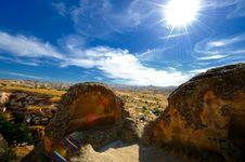Free Cappadocian Landscape Stock Photo - 17180340