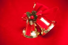 Free Christmas Bells Stock Photos - 17180683