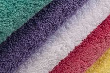 Free Bath Towels Royalty Free Stock Image - 17181326