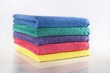 Free Full Towels Stock Photography - 17181342