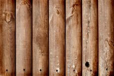 Free Timber Wall Royalty Free Stock Photography - 17181667