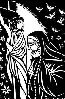 Free Jesus Stock Image - 17182041