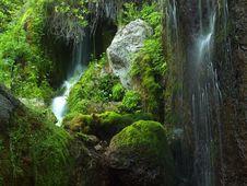 Free Bluff Falls 4 Stock Image - 17182531