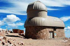 Free Planetarium At Mount Evans Stock Image - 17183591