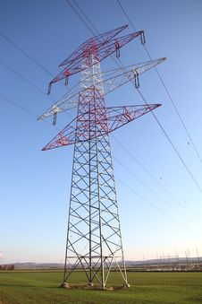 Free Pylon Stock Photo - 17187210