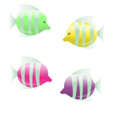 Free Small Fish Stock Images - 17187344