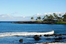 Free A View On Paradise Off The Big Island Of Hawaii Stock Photography - 17189492