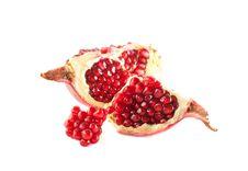Free Ripe Pomegranate Stock Images - 17189654
