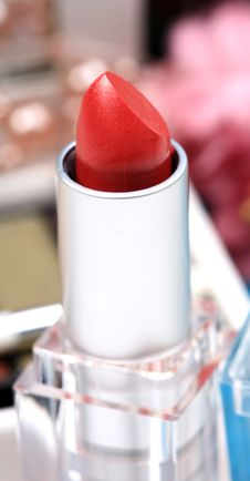 Free Red Lipstick Stock Images - 17189744