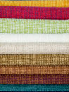 Free Examples Of Colored Cotton Stock Photos - 17192483