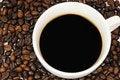 Free Black Coffee Stock Image - 17193181