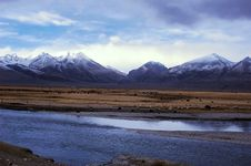 Free Scenery In Tibet Stock Photo - 17190380