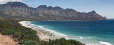 Free Panoramic View Of Kogelbaai Stock Image - 17190881