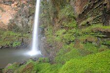 Bridal Veil Waterfall Stock Image