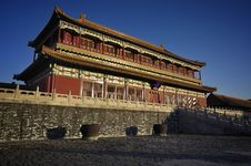 Free Beijing Forbidden City Stock Photos - 17191403