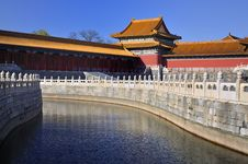 Free Beijing Forbidden City Stock Photography - 17191502