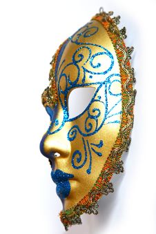 Free Mask Royalty Free Stock Images - 17191899