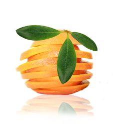 Free Fresh Orange Stock Photos - 17192053