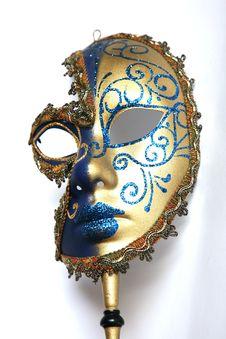 Free Mask Royalty Free Stock Photo - 17192225