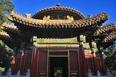 Free Beijing Forbidden City Stock Photo - 17192550