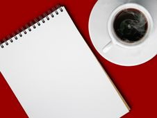 Free Cup Of Hot Coffee Royalty Free Stock Photos - 17192668