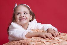 Free Happy Little Girl Stock Photos - 17193573