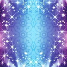 Free Starry Frame Stock Photo - 17194010